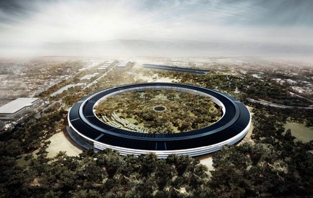 """Trụ sở mới """"ngốn"""" của Apple bao nhiêu tiền? - 2"""