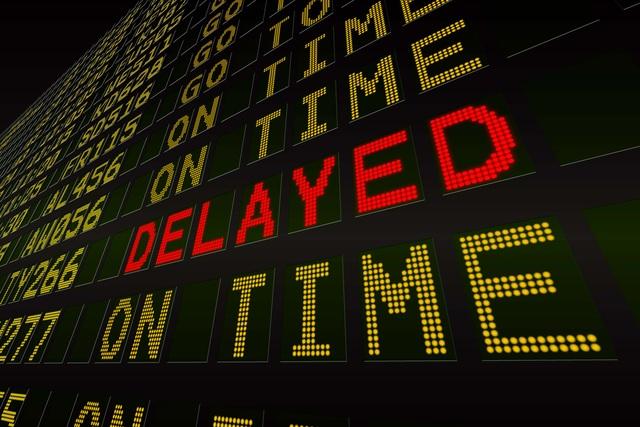 Máy bay đến trễ, mất hành lý… những rắc rối ở sân bay nay đã trở thành chuyện cơm bữa