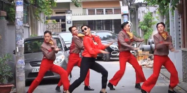 """Sốt clip cưới """"60 năm cuộc đời"""" của cặp vũ công Sài Gòn - 4"""