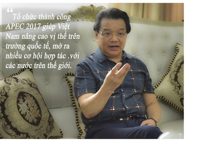 Người Việt đầu tiên dự APEC và chuyện chưa kể về đề án phải làm ngày làm đêm - 3