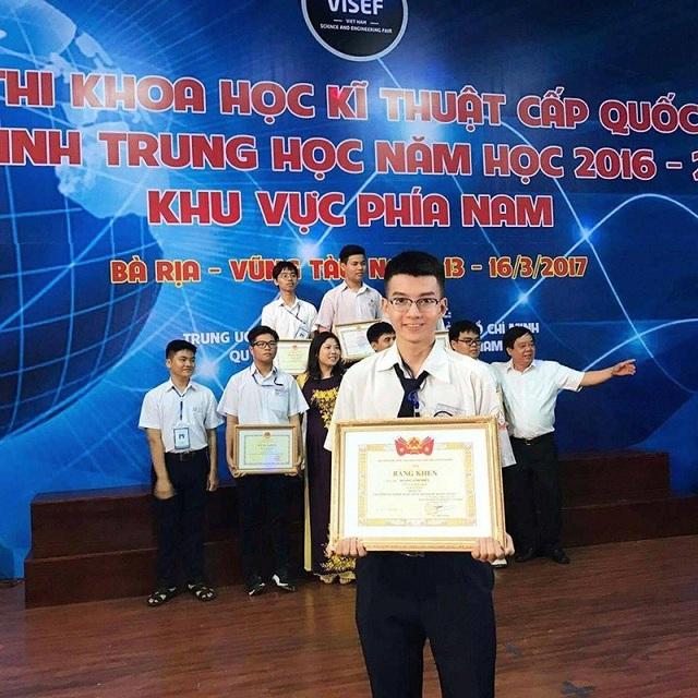 Gặp 10x Sài Gòn điển trai đam mê nghiên cứu khoa học - 4