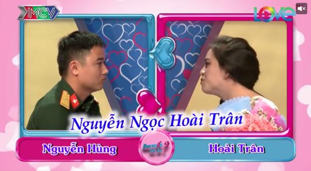 Nguyễn Hùng và Nguyễn Ngọc Hoài Trân trò chuyện rất thú vị