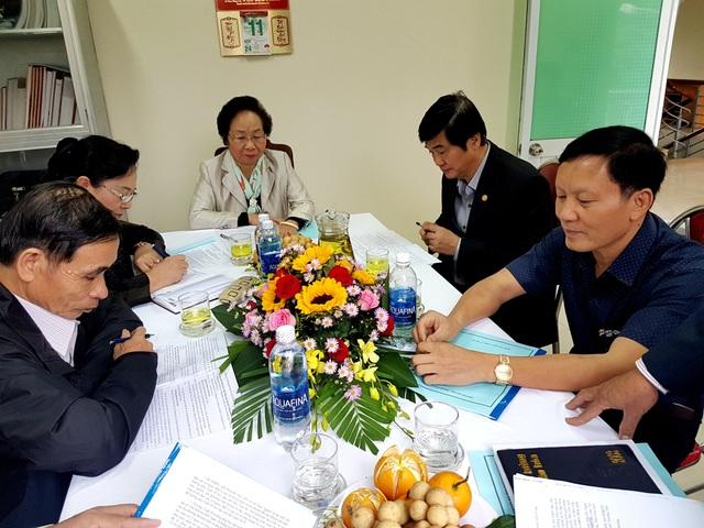 Chủ tịch Hội Khuyến học Việt Nam làm việc với lãnh đạo tỉnh và Hội Khuyến học tỉnh Quảng Nam