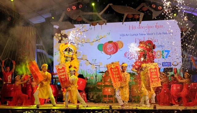 Nhiều hoạt động hấp dẫn du khách đến Hội An trong những ngày Tết Nguyên Đán