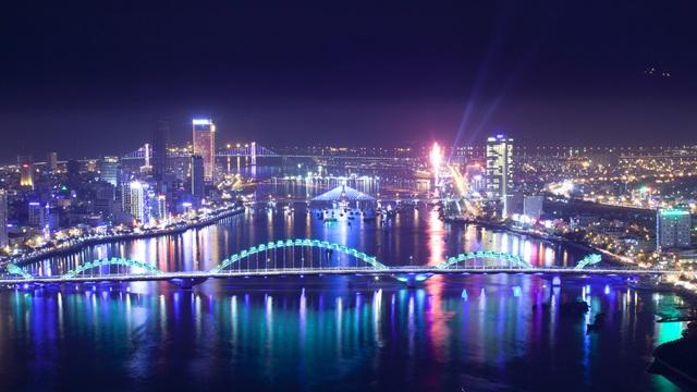 Đà Nẵng thu hút khách du lịch không chỉ bởi thiên nhiên mà còn là những lễ hội quốc tế đẳng cấp