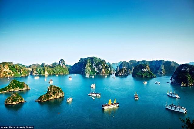 Báo nước ngoài giới thiệu nên đến Việt Nam vào tháng 10 - 10