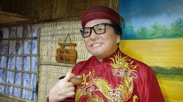 Nghệ sỹ hài Phú Quý.