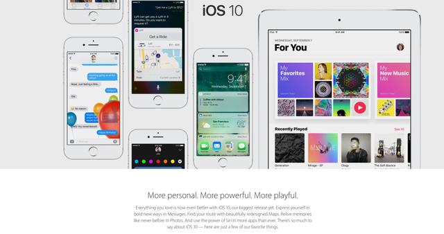 """Nhìn lại sự phát triển của iOS từ những ngày """"sơ khai"""" - 10"""