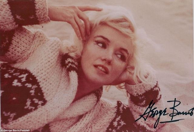 Hơn 150 bức ảnh chụp Marilyn Monroe trong những ngày tháng cuối đời, một số bức chưa từng được công bố trước đây, bắt đầu được đem rao bán đấu giá từ giữa tuần này.