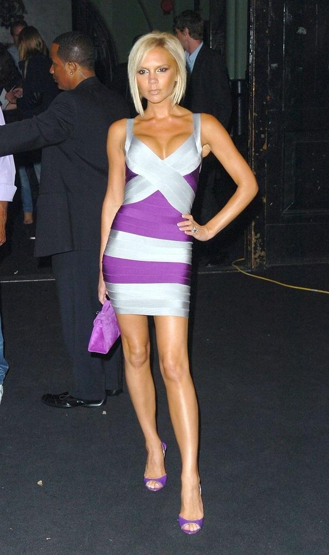 Cựu thành viên nhóm nhạc Spice Girls - Victoria Beckham
