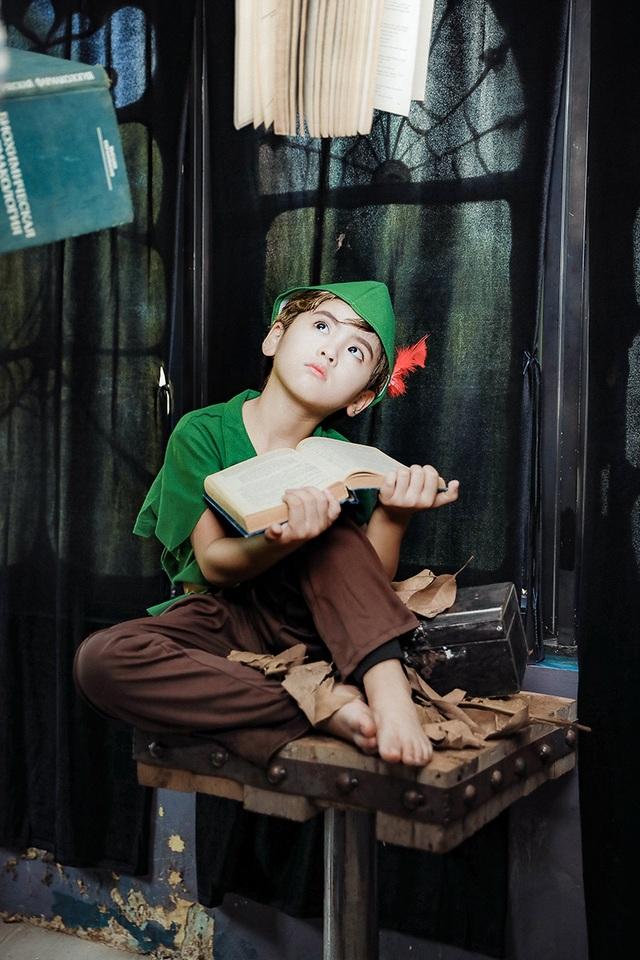 """Peter Pan """"đẹp trai"""" Minh Đức"""