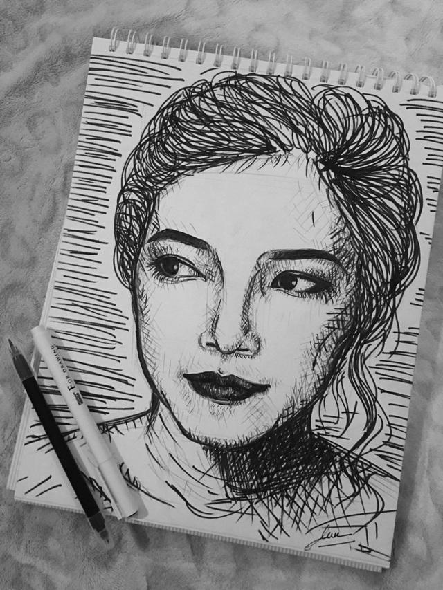 Nhan sắc Việt tại Hoa hậu Quốc tế gây bất ngờ bởi năng khiếu hội họa - 9