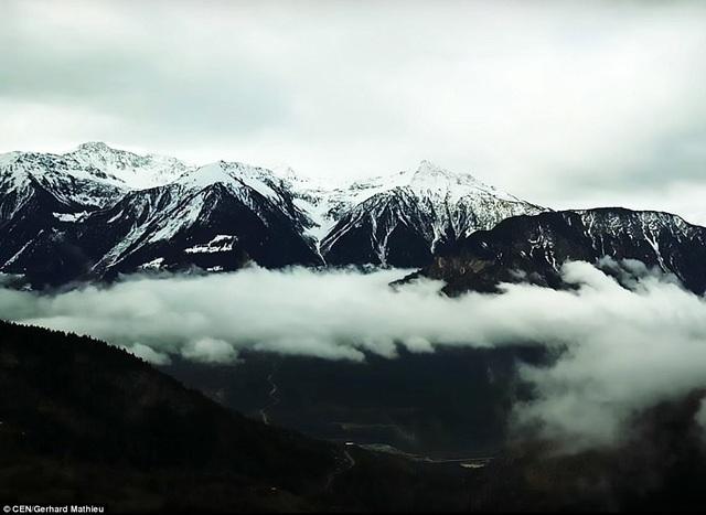 Albinen là một thị trấn miền núi nằm trong một thung lũng nên thơ có độ cao 1.300m so với mặt nước biển.