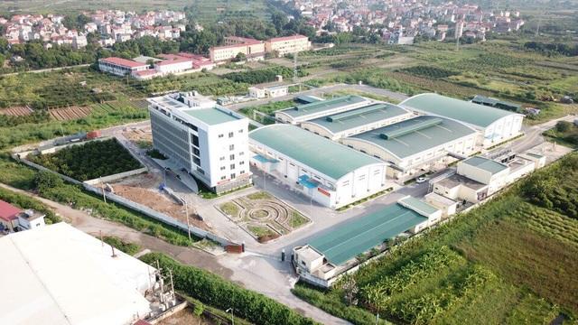 Nhà máy sản xuất dược hiện đại nhất Việt Nam.