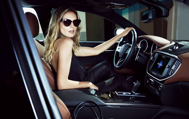 Giải mã cách phụ nữ chọn Maserati - 1
