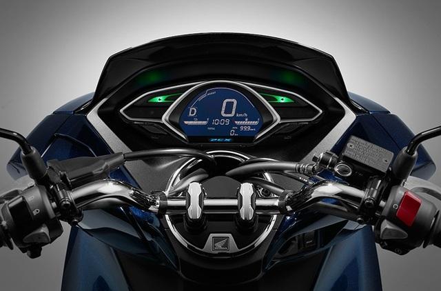 Honda ra mắt PCX dùng động cơ hybrid - 10