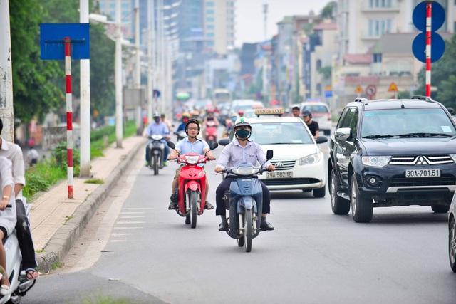 Sau khi hoàn thành, ngoài việc giải quyết vấn đề giao thông, dự án còn tạo thuận lợi cho việc kết nối giữa Ba Đình với cửa ngõ hàng không quốc tế Nội Bài thông qua cầu Nhật Tân và đường nối từ cầu Nhật Tân tới sân bay Nội Bài. 