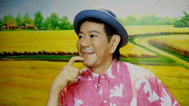 Nghệ sỹ hài Bảo Chung.