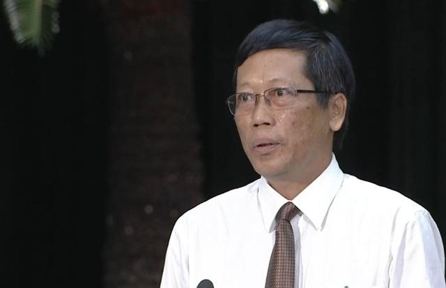 Ông Nguyễn Phước Trung - Giám đốc Sở Nông nghiệp và Phát triển Nông thôn TPHCM, khẳng định sở tìm mọi cách để tăng thu nhập cho người nông dân