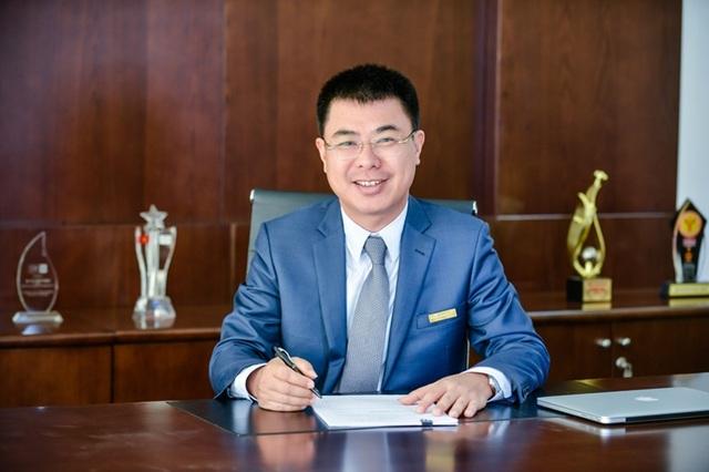 Tổng Giám đốc ABBANK Cù Anh Tuấn.