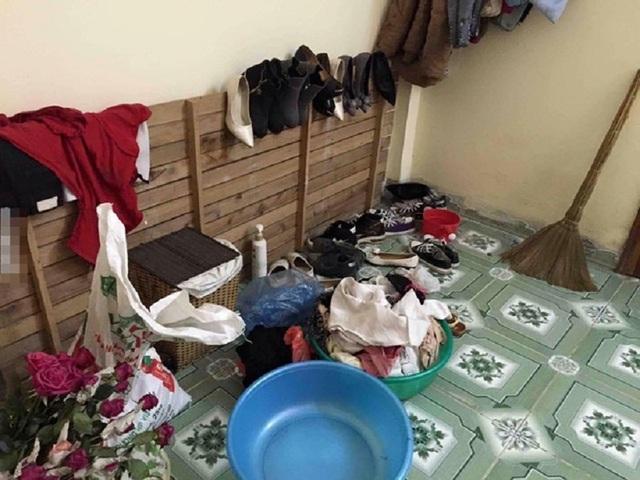 Choáng những căn phòng trọ bẩn như bãi rác của nữ sinh - 9