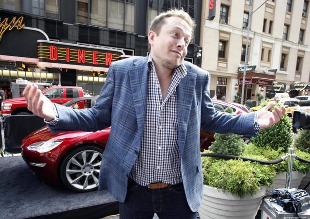 Elon Musk đã trở thành thiên tài công nghệ theo cách không ai có thể tưởng tượng - 9