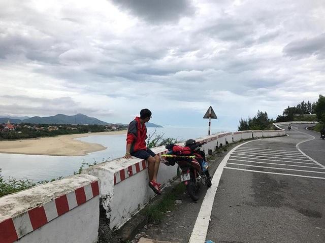 Kỷ niệm tình yêu, cặp đôi 9x xuyên Việt qua gần 20 tỉnh thành - 8