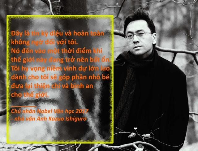 Kazuo Ishiguro: Đọc Sherlock Holmes cả tuổi thơ và giành Nobel Văn học - 3