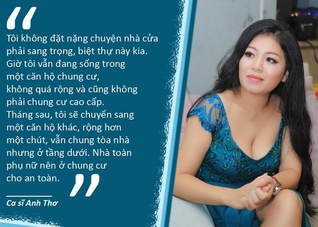 Xem thêm: Anh Thơ tiết lộ về chốn bình yên sau cuộc hôn nhân 8 năm đổ vỡ