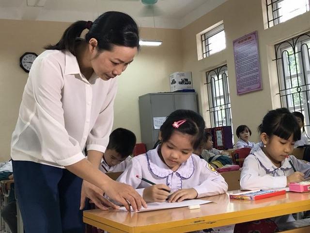 Lương giáo viên được đề xuất cao nhất trong hệ thống bậc lương (ảnh minh họa)