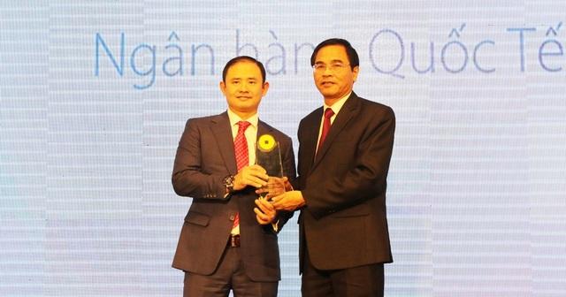 Giải thưởng ngân hàng có sản phẩm và dịch vụ sáng tạo độc đáo năm 2017 thuộc về VIB.