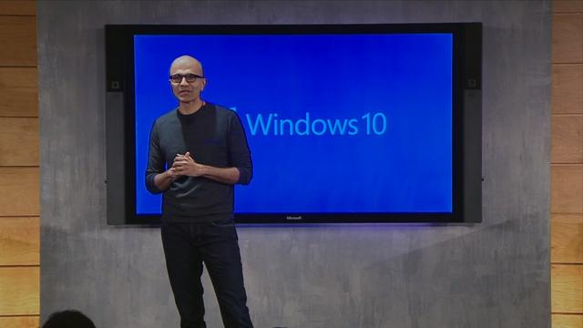 Satya Nadella - Giám đốc điều hành đương nhiệm của Microsoft