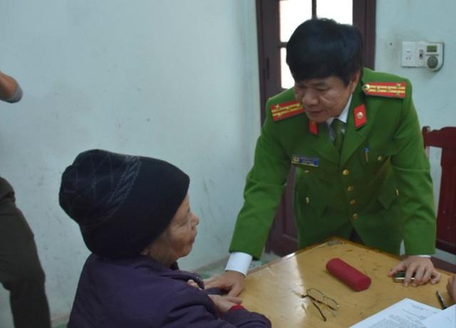 Đại tá Khương Duy Oanh - Phó giám đốc, Thủ trưởng Cơ quan Cảnh sát điều tra, Công an tỉnh Thanh Hóa