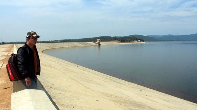 Dự án Công trình thủy lợi Ia Mơr đã thực hiện xong giai đoạn 1 và đang xin để thực hiện giai đoạn 2