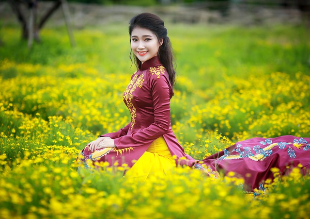 Trịnh Minh Nguyệt (sinh năm 1996) - sinh viên ĐH Sân khấu điện ảnh Hà Nội