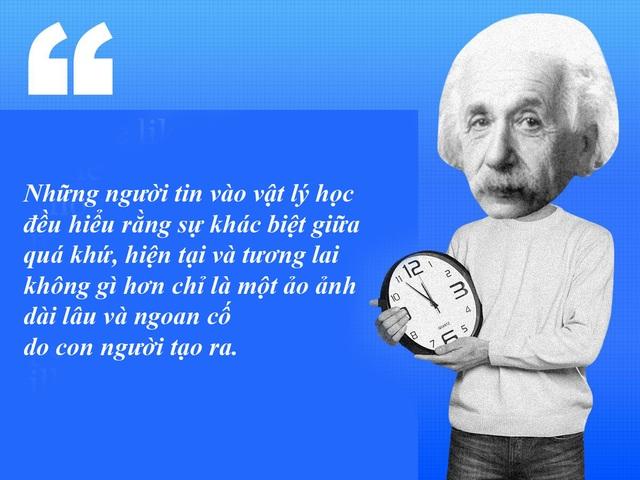 "20 câu nói ""bất hủ"" của thiên tài Albert Einstein - 12"