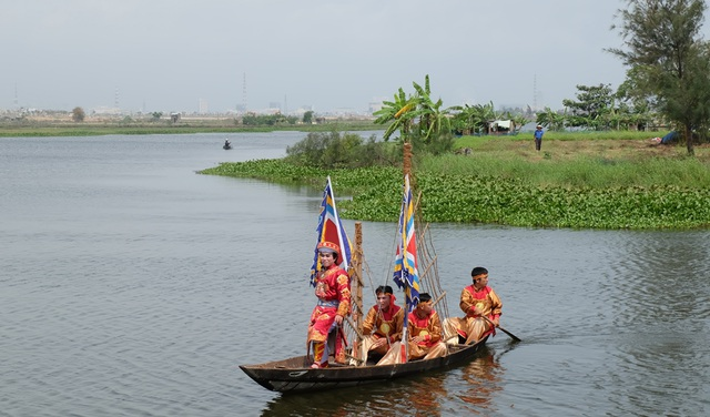 Chiêm ngưỡng hóa trang Bồ Tát trong lễ hội Quán Thế Âm - 13