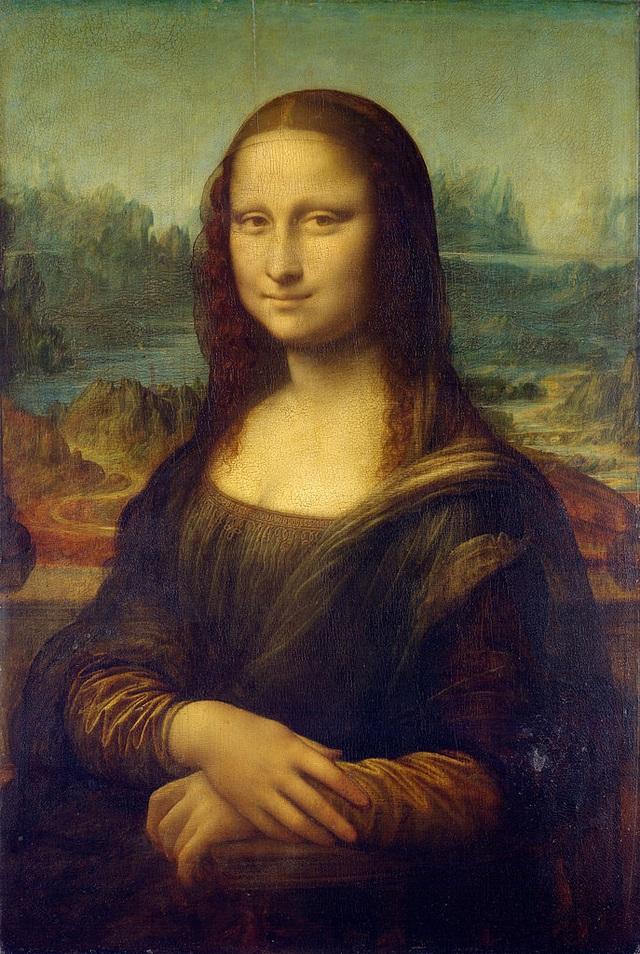 """Vụ trộm tranh 100 triệu USD ở Paris (Pháp) tháng 8/1911: Vincenzo Peruggia, một cựu nhân viên bảo tàng Louvre đã tận dụng những hiểu biết của mình về nội tình trong bảo tàng để đánh cắp bức """"Mona Lisa"""" của danh họa Leonardo da Vinci. Đây là vụ trộm tranh """"khét tiếng"""" nhất. Peruggia trốn trong một chiếc tủ, chờ tới khi nhân viên về hết, liền đánh cắp bức tranh, cất giấu dưới tà áo khoác rộng. Cảnh sát đã bắt Peruggia khi kẻ trộm tranh này đang thực hiện cuộc giao dịch bán tranh sau đó hai năm."""