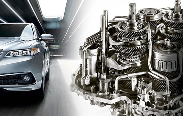 Honda sẽ trang bị cho Civic hộp số tự động 8 cấp - 1