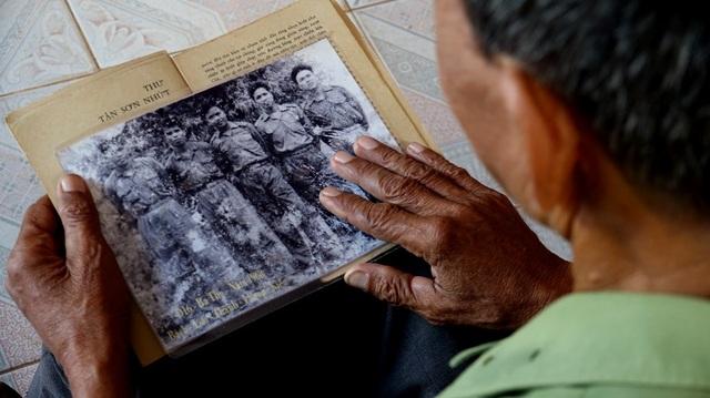 Ông Thành mong những người đồng đội của ông đã nằm xuống dù đã tìm thấy di hài hay chưa cũng sẽ được khắc tên trên bia kỷ niệm trận đánh sân bay Tân Sơn Nhất năm 1968