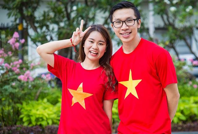 """Bộ ảnh """"Tự hào Việt Nam"""" của đại biểu Tàu Thanh niên Đông Nam Á nhân ngày Quốc khánh - 3"""