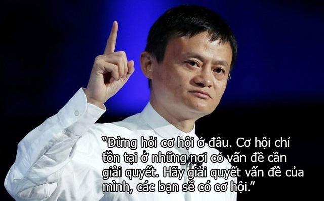 Những câu nói truyền cảm hứng của Jack Ma với sinh viên Việt Nam - 4