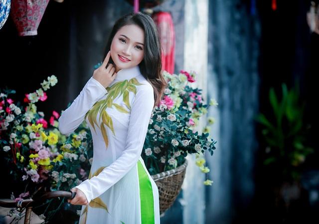 Nguyễn Quỳnh Phương (sinh năm 1996) - sinh viên ĐH Sư phạm Hà Nội