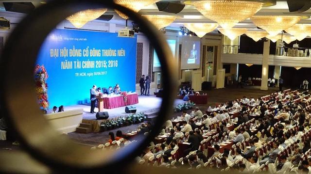 Đại hội của STB đang được quan tâm bởi nhân sự chủ chốt trong HĐQT có ông Dương Công Minh