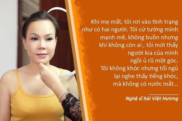 Xem thêm: Việt Hương lần đầu tiết lộ mình từng bị tâm thần phân liệt