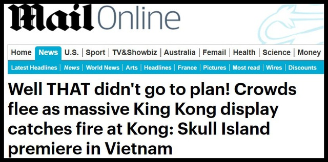 Tờ Daily Mail (Anh)