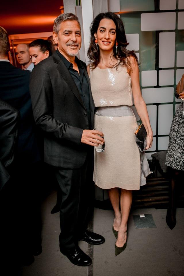 George Clooney chi 200 triệu đồng cho hàng xóm tới ở khách sạn - 2