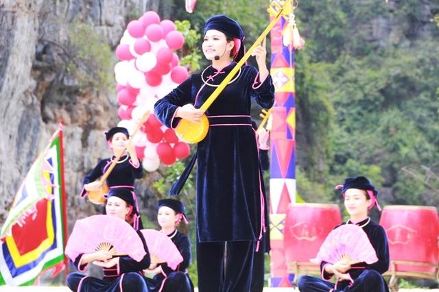 Ninh Bình: Rộn ràng lễ hội Tràng An - 14