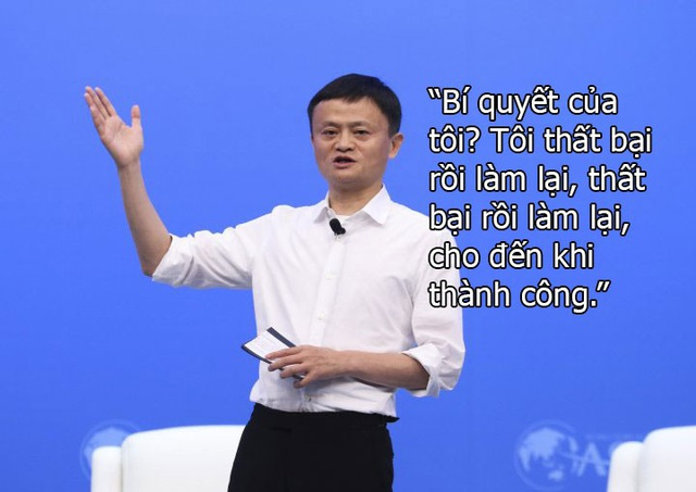 Những câu nói truyền cảm hứng của Jack Ma với sinh viên Việt Nam - 6