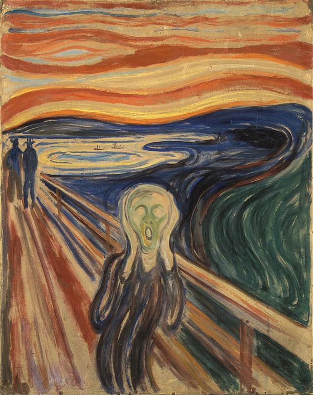 """Vụ trộm tranh 120 triệu USD ở Oslo (Na Uy) tháng 8/2004: Những nhân viên làm việc tại bảo tàng Munch đã bị khống chế bởi những kẻ trộm có vũ trang ngay giữa ban ngày. Hai bức tranh của danh họa Edvard Munch đã bị lấy đi, gồm bức """"Tiếng thét"""" và """"Madonna"""". Đến tháng 5/2006, cảnh sát bắt được những tên trộm. Hai bức tranh được tìm thấy 3 tháng sau đó."""
